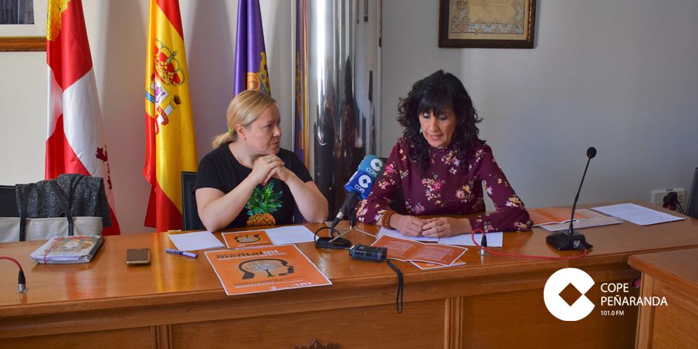 Lali García y Susana Moreno presentaron el nuevo gimnasio mental.