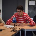 Alumnos y profesionales de Acopedis presentaron la Operación saco.