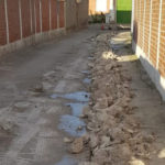El Ayuntamiento de Rágama ha iniciado las obras de cambio de tuberías.