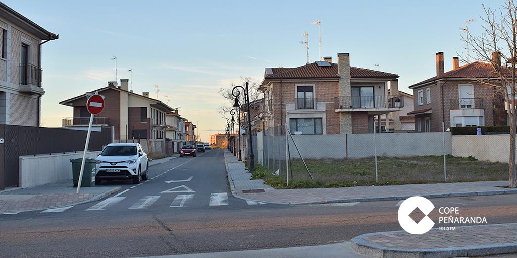 Los robos tuvieron lugar en dos viviendas de la calle Peña de Francia.