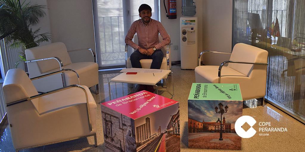 El concejal de Turismo, Francisco Diaz Muñoz.