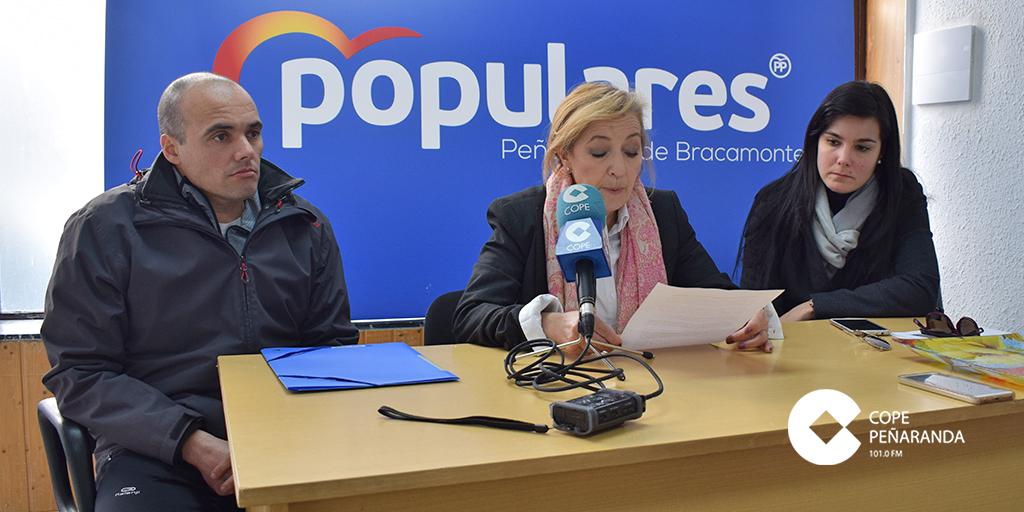 El Grupo municipal del PP denunció que el Ayuntamiento ha perdido una subvención de 139.000 euros.