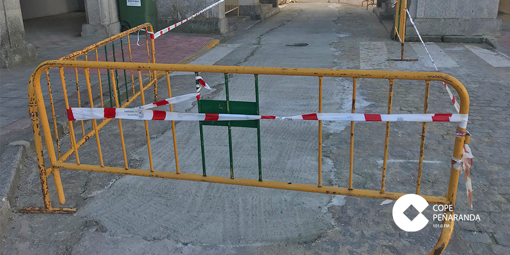 El PP califica de chapuza la intervención en la Plaza Nueva.