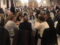 Un centenar de personas acudieron a la cena solidaria de Manos Unidas.