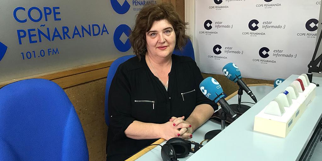 Marivi Muñoz, número 2 del PP al Ayuntamiento de Peñaranda.