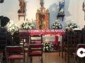 La comunidad parroquial ha celebrado el Triduo Pascual.