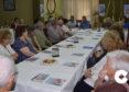 El Partido Popular se reunió con varias decenas de jubilados y pensionistas
