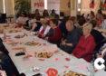Iratxe García se reunió con más de un centenar de mujeres peñarandina.