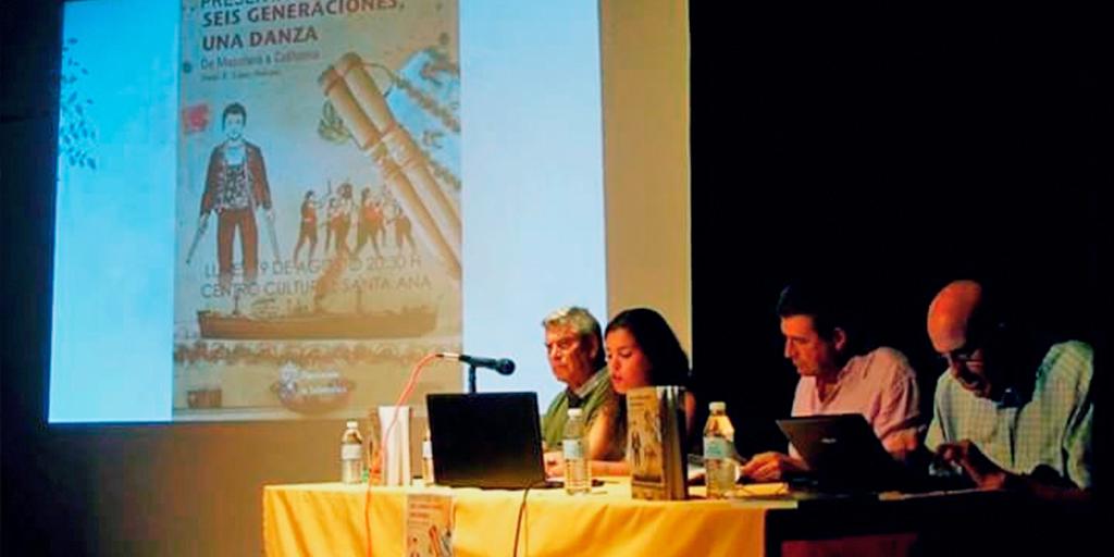 Irene López ha presentado en Macotera «Seis generaciones, una danza»