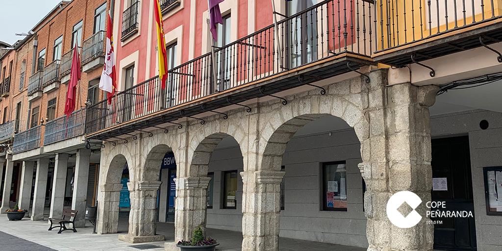 Los Servicios Sociales atienden a más de un centenar de consultas a raíz del coronavirus. Ayuntamiento Peñaranda