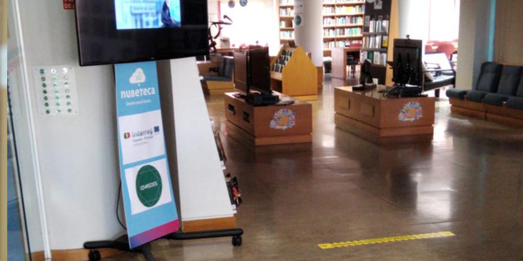 El CDS reabre sus puertas para el préstamo y devolución de libros biblioteca