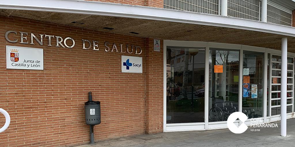 El centro de salud de Peñaranda no pasará a la Fase 1
