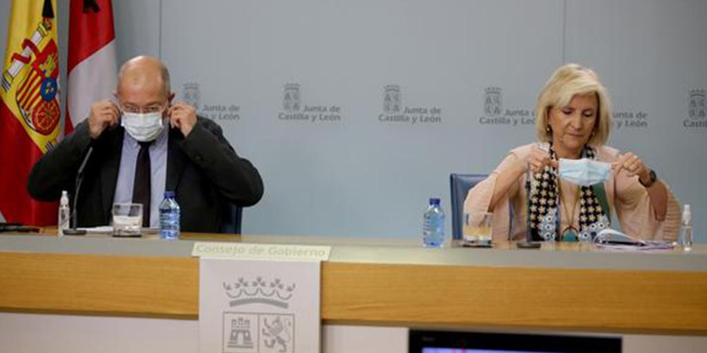 La Junta propone que las zonas básicas de Peñaranda y Cantalapiedra pasen a fase 1