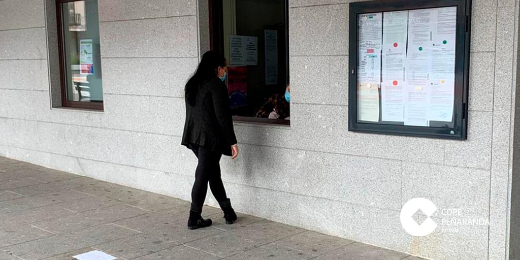 Hoy se reparten las mascarillas para alumnos de 1° y 2° de la ESO en el Ayuntamiento de Peñaranda