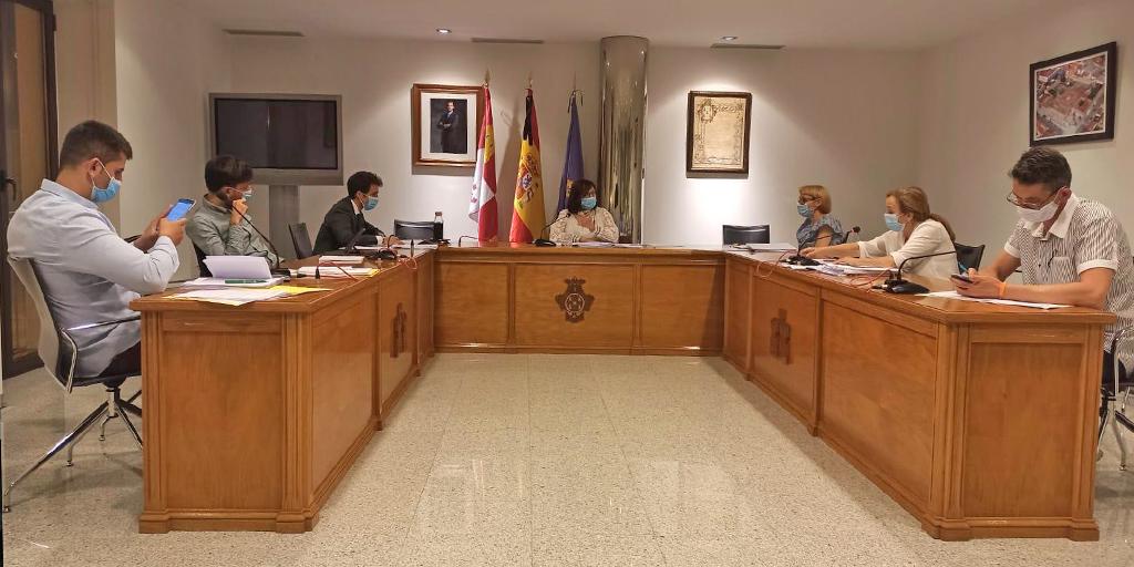 El Ayuntamiento aprueba el presupuesto para el 2020 en el primer pleno telemático