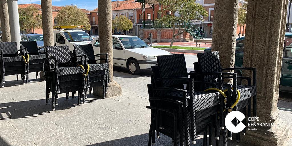 PEC pide que la ampliación de las terrazas en los bares de Peñaranda