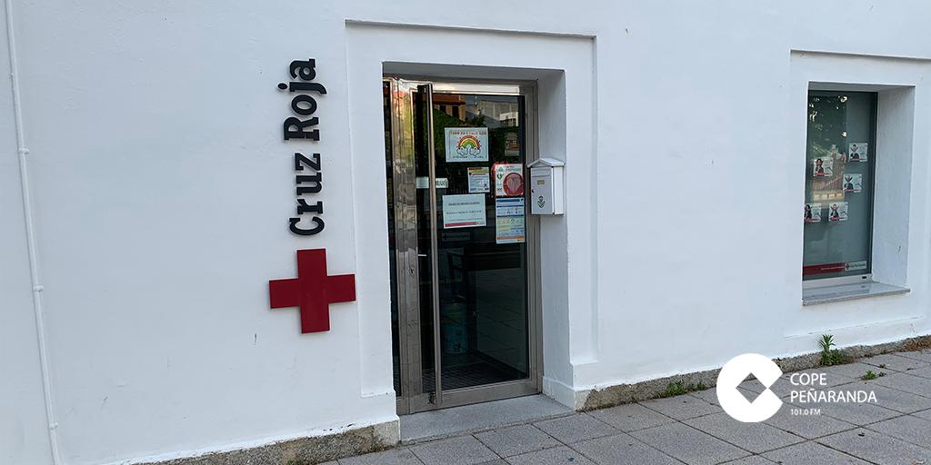 El Comité comarcal de Cruz Roja recibe 85 solicitudes de ayudas