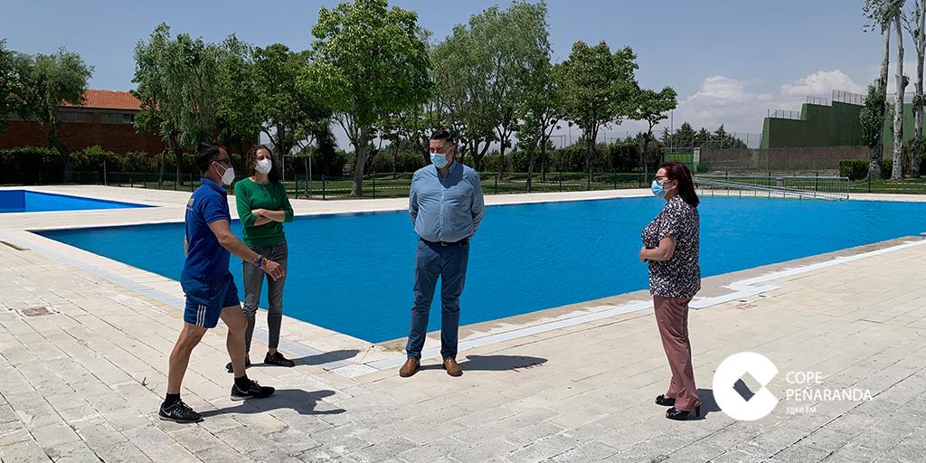 Las piscinas abrirán el 1 de julio con unas medidas de seguridad incrementadas