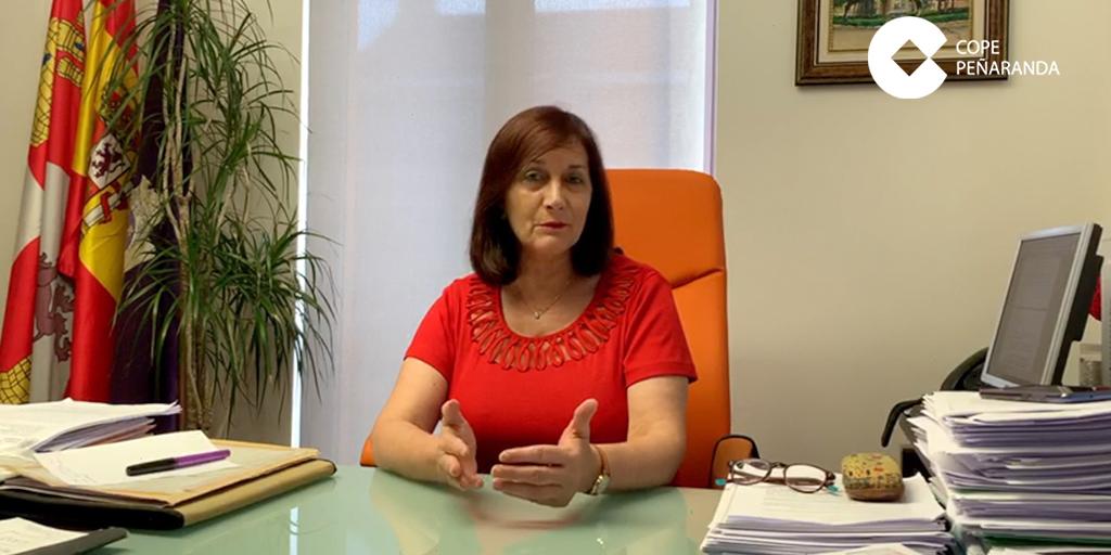 La alcaldesa pide responsabilidad a todos para evitar la propagación del Covid