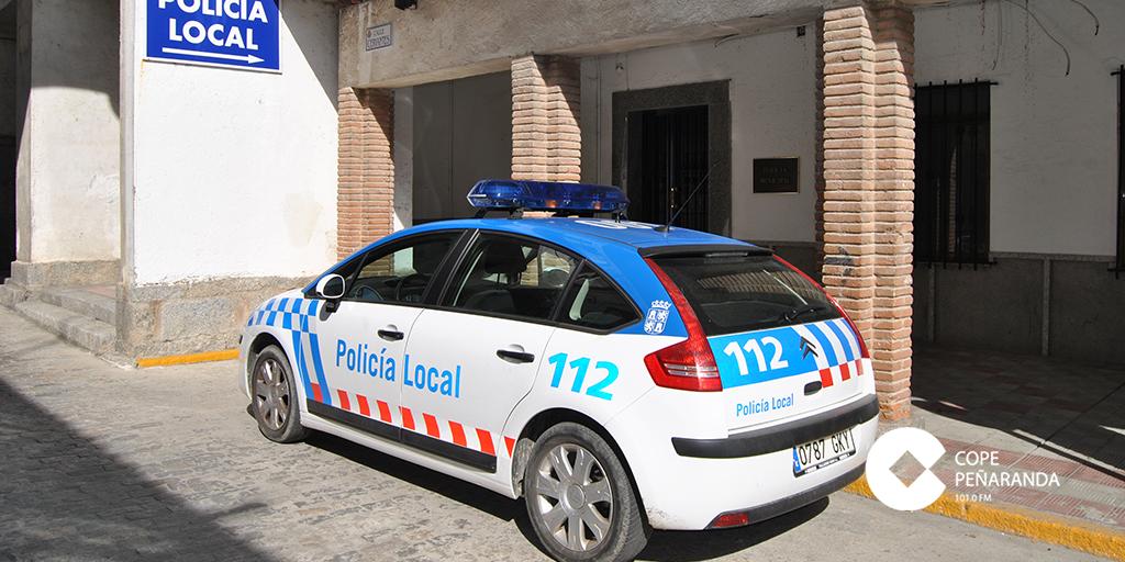 La Policía local sanciona varios comportamientos en peñas