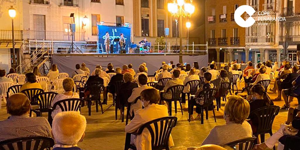 El Grupo Arena ofrece un recital de música dentro de la programación cultural del Ayuntamiento