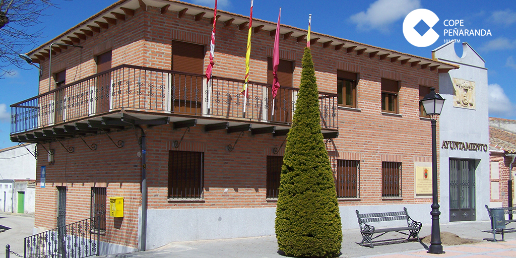El Ayuntamiento de Paradinas de San Juan