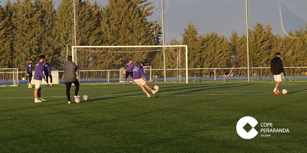 El Ayuntamiento y el CD Peñaranda resuelven las condiciones sobre el uso del campo de fútbol