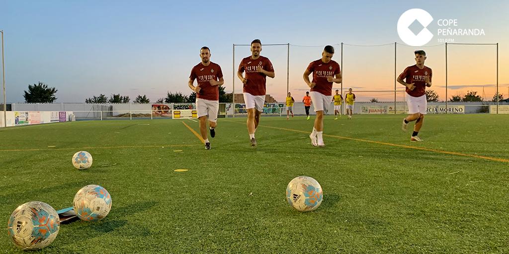 El CD Peñaranda no disputará esta tarde el partido frente al Santa Marta
