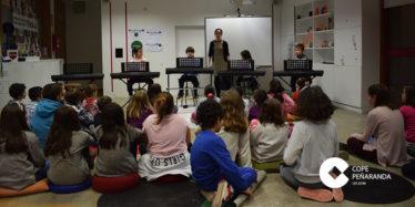 El Ayuntamiento abre el plazo de matrícula de la Escuela municipal de Música