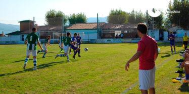 Merecido empate a dos entre el CD Peñaranda y la CD Cebrereña