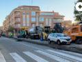 La Junta refuerza el firme de la carretera de Medina