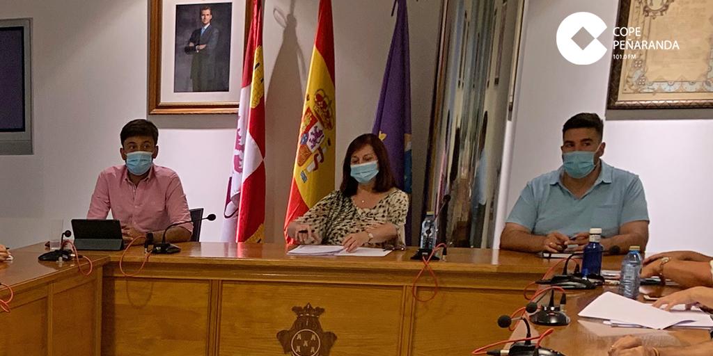 La alcaldesa volverá a pedir permiso a la Junta para otorgar las ayudas de la covid