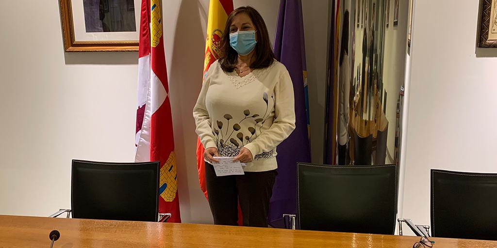 La alcaldesa anima a los ciudadanos a participar del cribado masivo