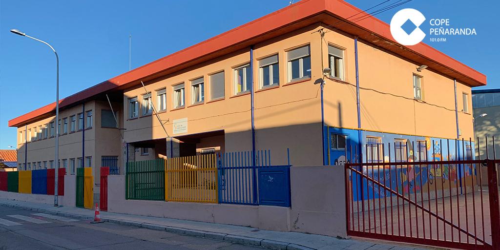 La Junta cierra un aula del CEIP Severiano Montero