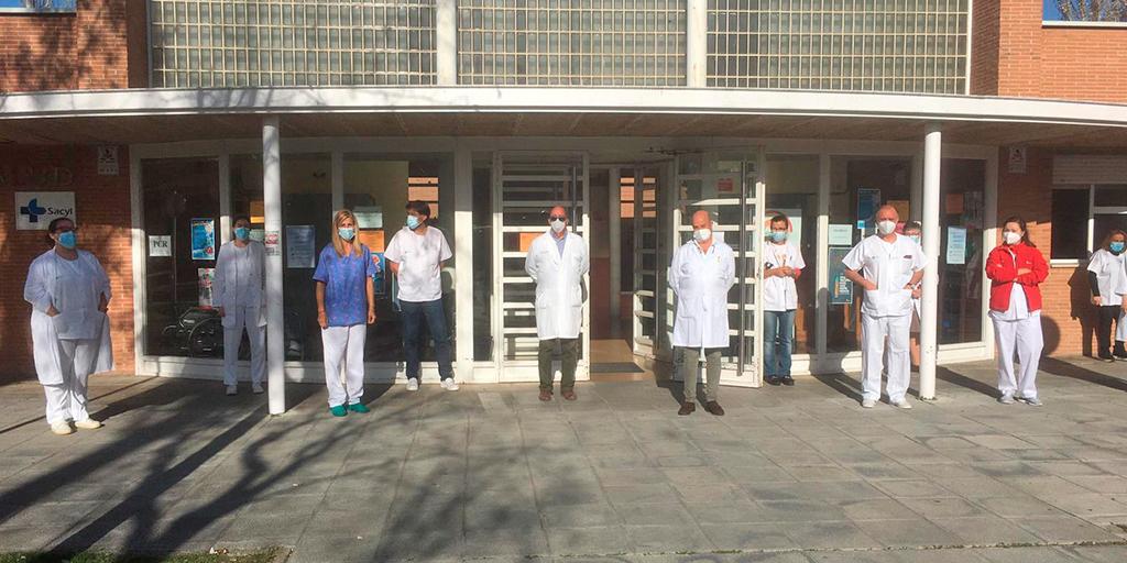 Sanitarios se manifiestan contra el decreto de reordenación sanitaria
