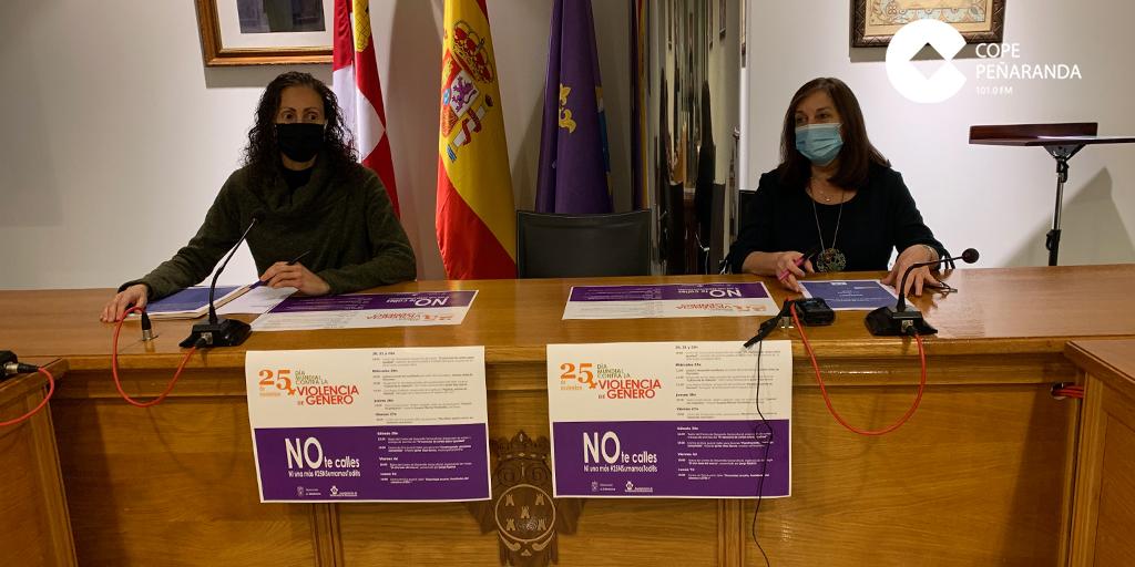 El Ayuntamiento prepara una decena de actos para conmemorar el Día contra la violencia de género