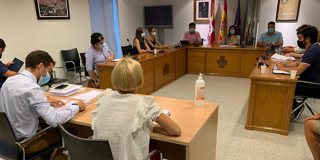 Ciudadanos pide que el pleno del jueves sea telemático