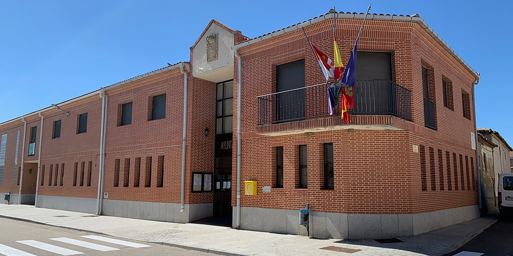 El Ayuntamiento de Villoria reparte 5.000 mascarillas de tipo FPP2