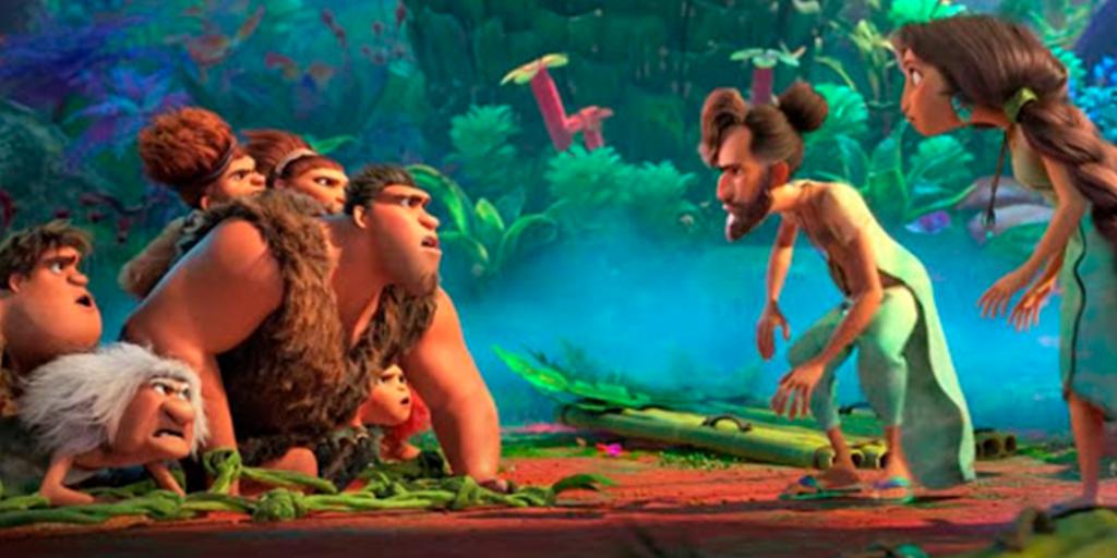 El cine regresa al Calderón con «Los Croods 2»