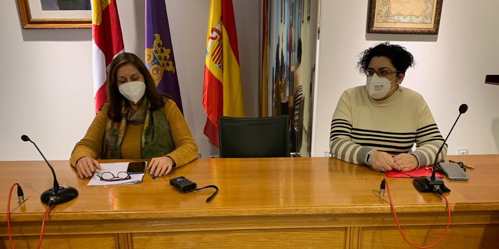 """Carmen Ávila: """"Hemos elaborado un presupuesto prudente debido a la covid"""""""