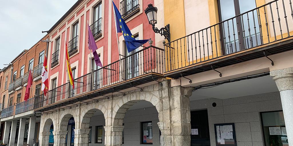 El Ayuntamiento restringe la presencialidad en algunos de sus servicios públicos