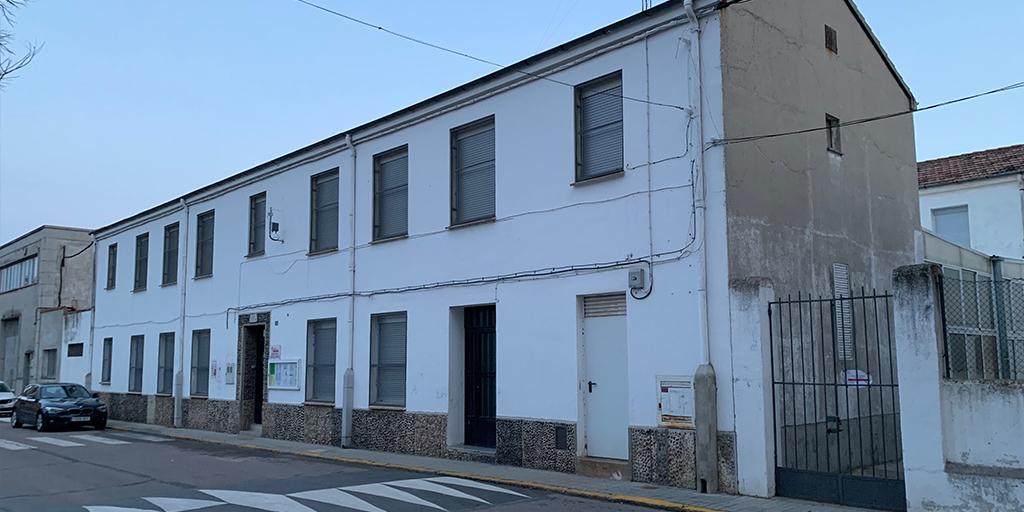 La Junta pone en cuarentena un aula del CEIP Miguel de Unamuno
