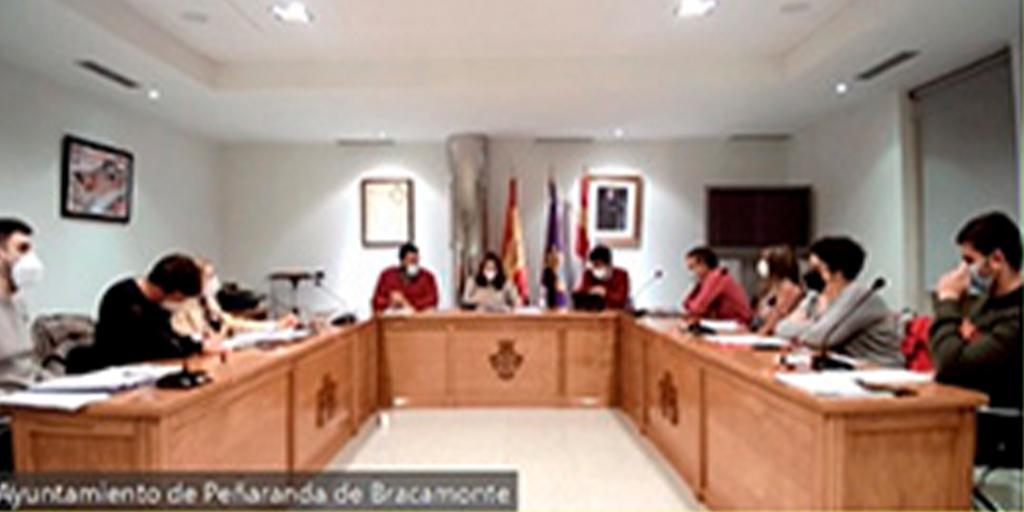 PSOE, Cs y PEC votan a favor del presupuesto municipal para este año