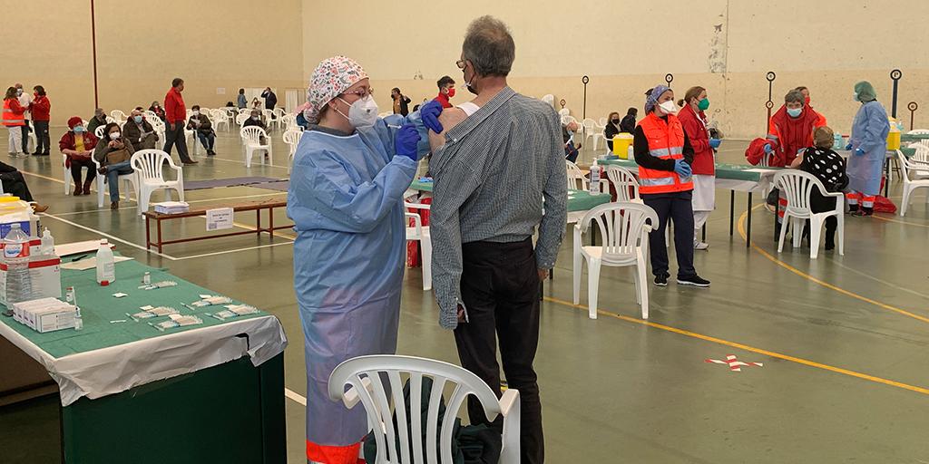 Peñaranda se prepara para vacunar el jueves y viernes