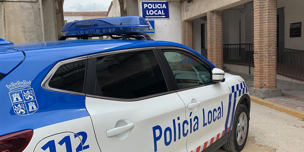La Policía Local detiene a un varón por un presunto delito de violencia de género