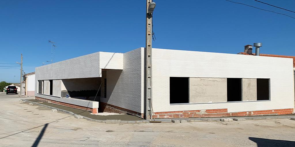 El Ayuntamiento de Zorita amplía la residencia de mayores