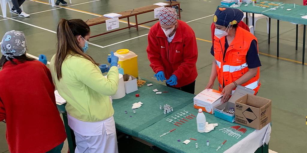 Los nacidos en 1969 se vacunarán este jueves en Peñaranda