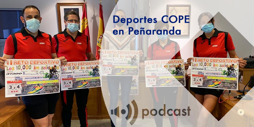 Deportes COPE en Peñaranda