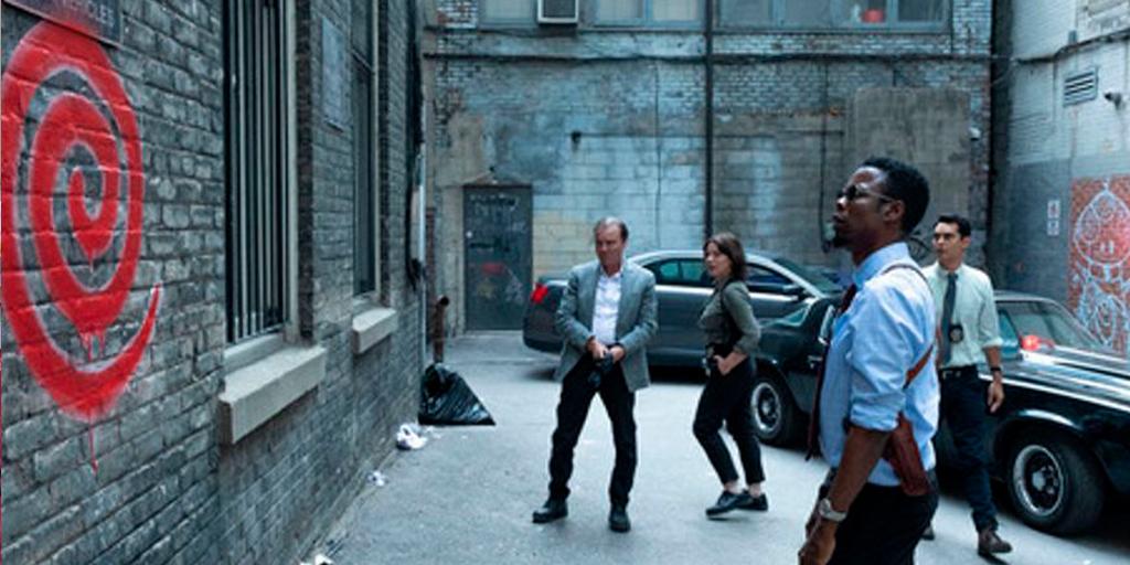 El Cine Calderón proyecta este fin de semana «Spiral Saw»