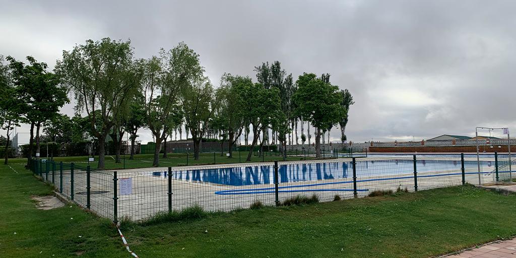 Las piscinas de Peñaranda abrirán hasta septiembre
